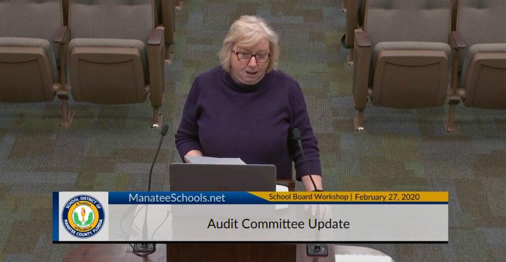 School Board Audit Committee