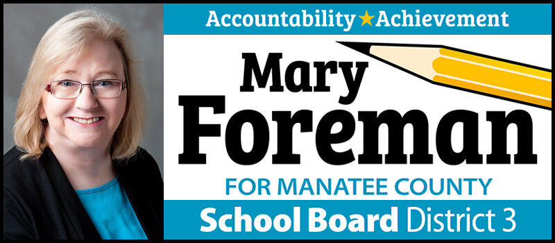 About Mary Foreman